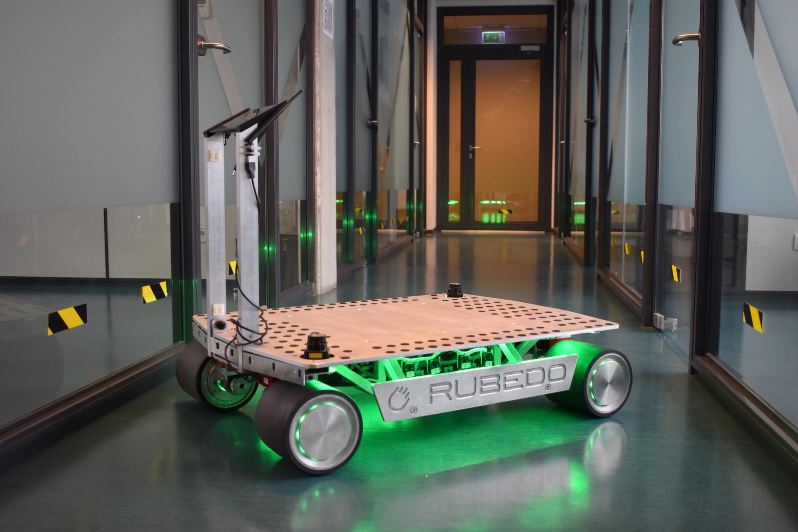 """Bendrovė """"Rubedo sistemos"""" siekia komercializuoti 3D mašinine rega ir dirbtiniu intelektu paremtą mobilių bepiločių priemonių valdymo technologiją."""