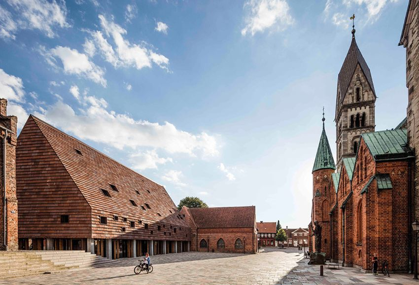 "Kannikegården Danijoje, arch. Lene Tranberg ir Boje Lundgaard, foto: Anders Sune Berg Architects"", foto: Anders Sune Berg"