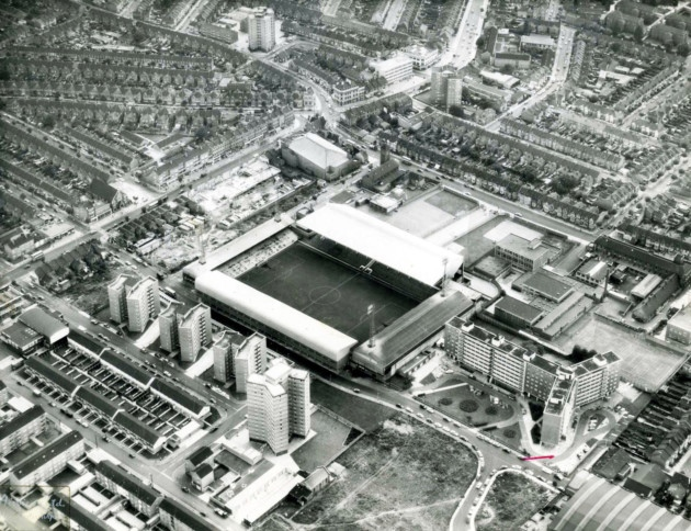 "Stadionas ""Boleyn Ground"", 1973 m."