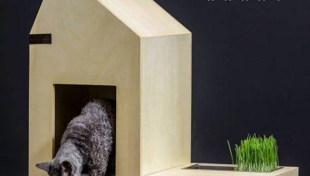 """V.Sadaunykė, """"Katės namai"""""""