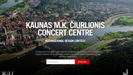 M.K.Čiurlionio koncertų salė