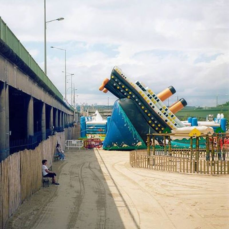 """""""Vaizdas į jūrą"""", C.Diais"""