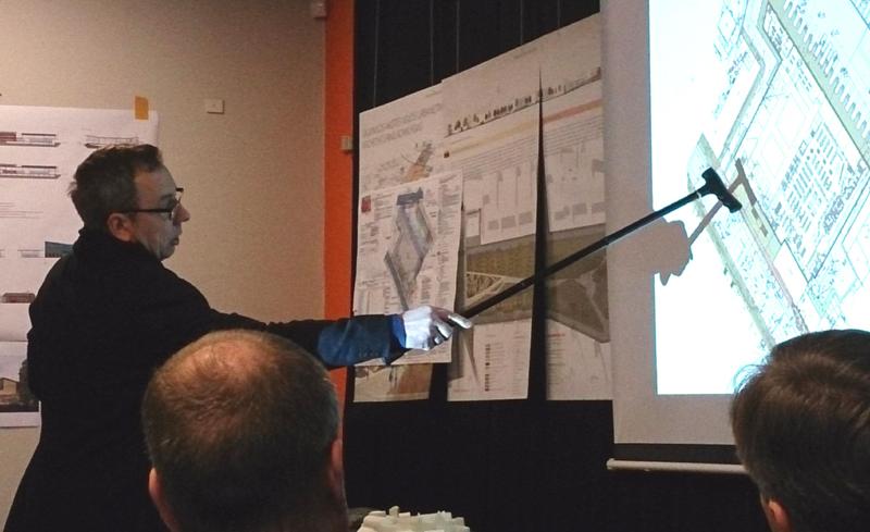 Architektas Gintaras Balčytis pripažino, kad Autobusų stoties projektas buvo ilga ir sudėtinga distancija