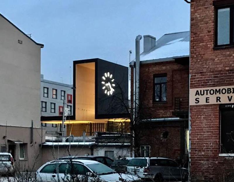 Autobusų stoties pasažo arka tapo naująja Kauno architektūrine ikona (arch.G.Balčytis ir grupė)