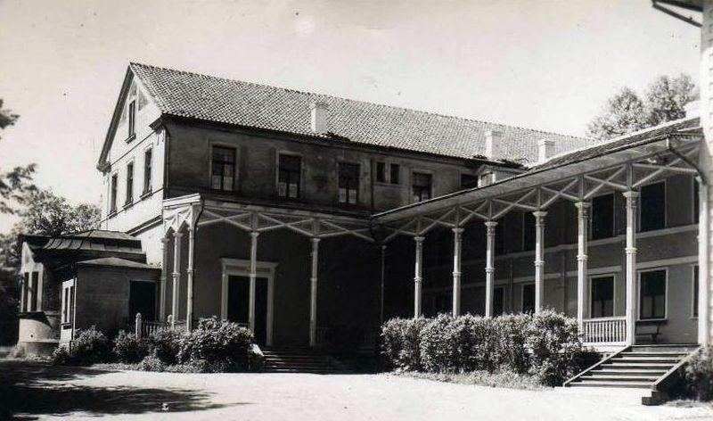 Palangos kurhauzas XX a. pradžioje