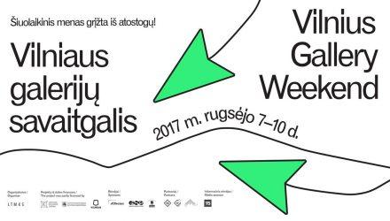 Vilniaus galerijų savaitgalis