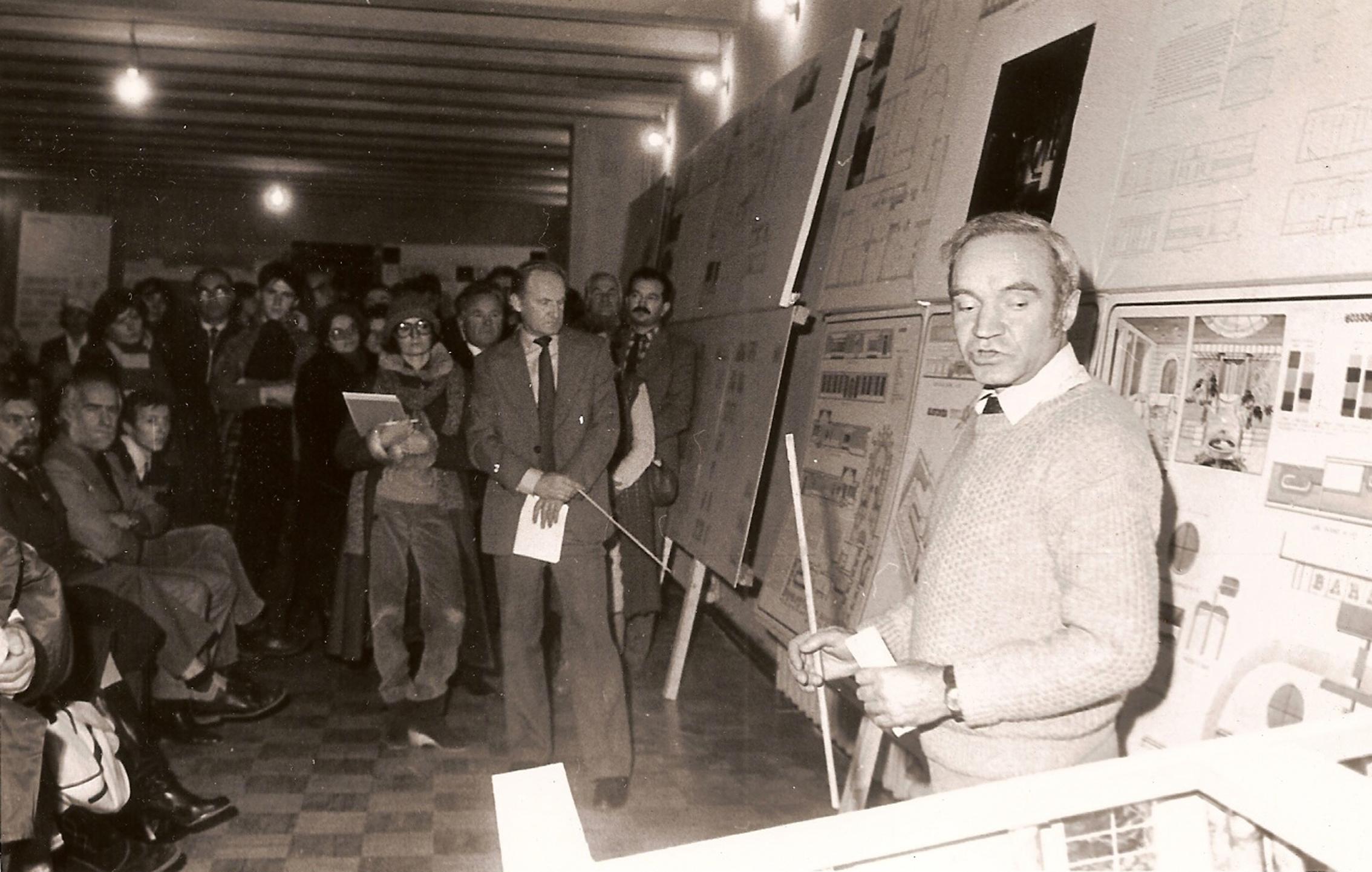 Profesorius Jonas Minkevičius nuosekliai rūpinosi Kauno identiteto išsaugojimu ir sovietmečiu.