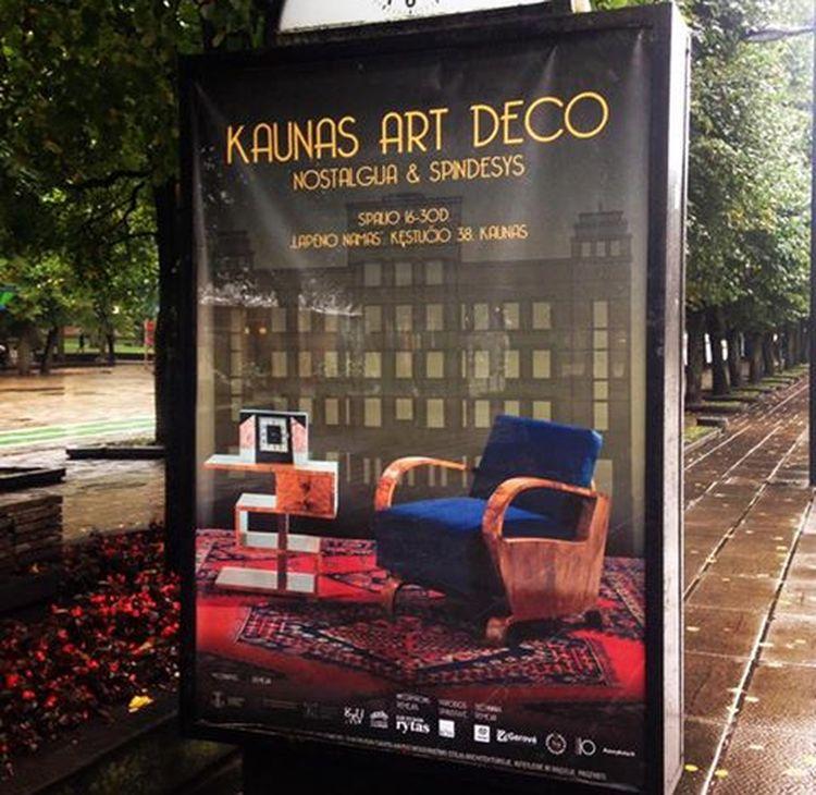 Kaunas Art Deco