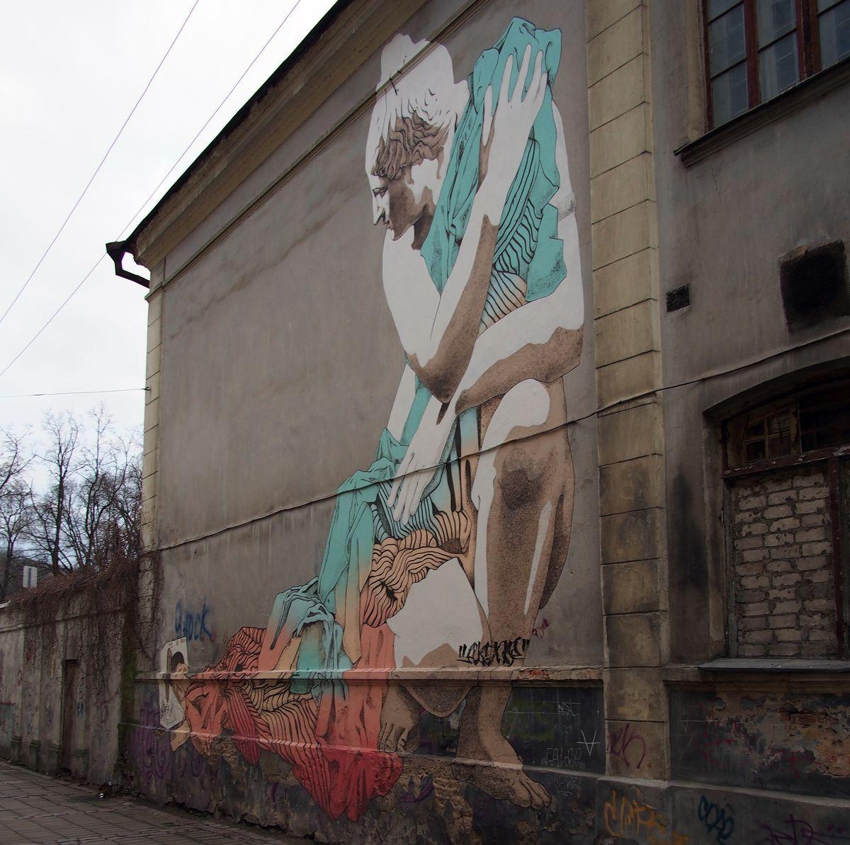 Meno buitis, R.Barkauskaitė, 2014, Foto: ©PILOTAS.LT