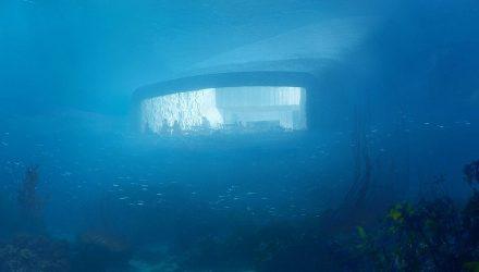 Povandeninis restoranas