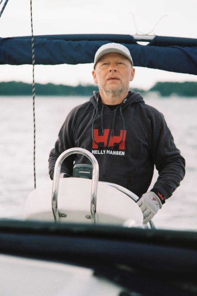 Nacionalinės premijos laureatas architektas Rolandas Palekas