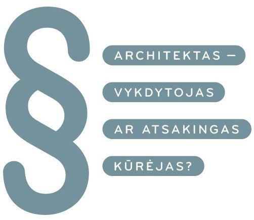 architektų rūmai
