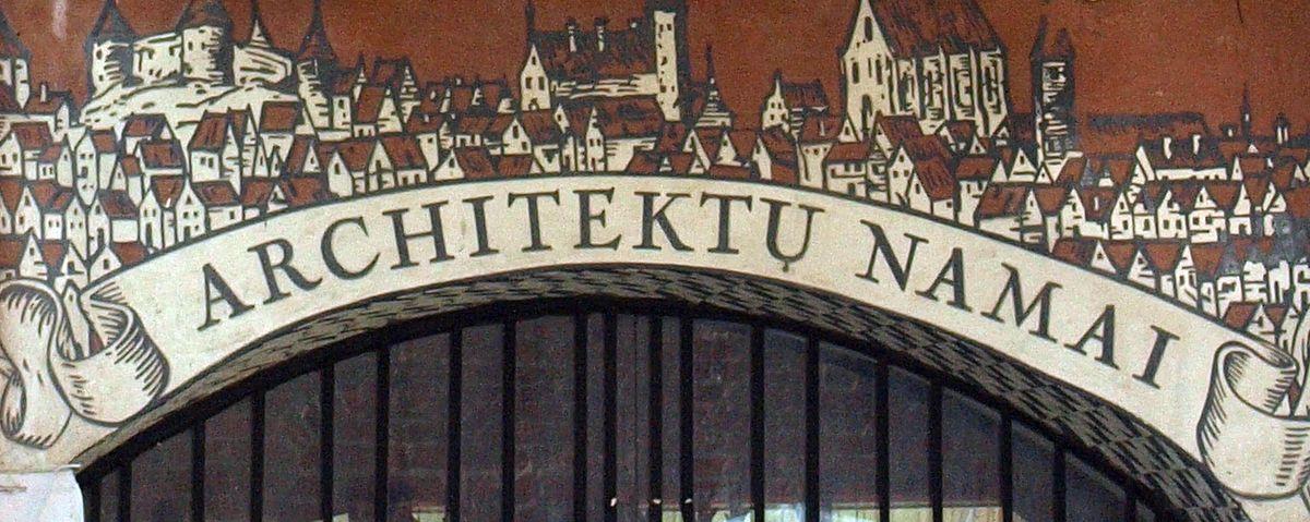 Kauno architektų namai