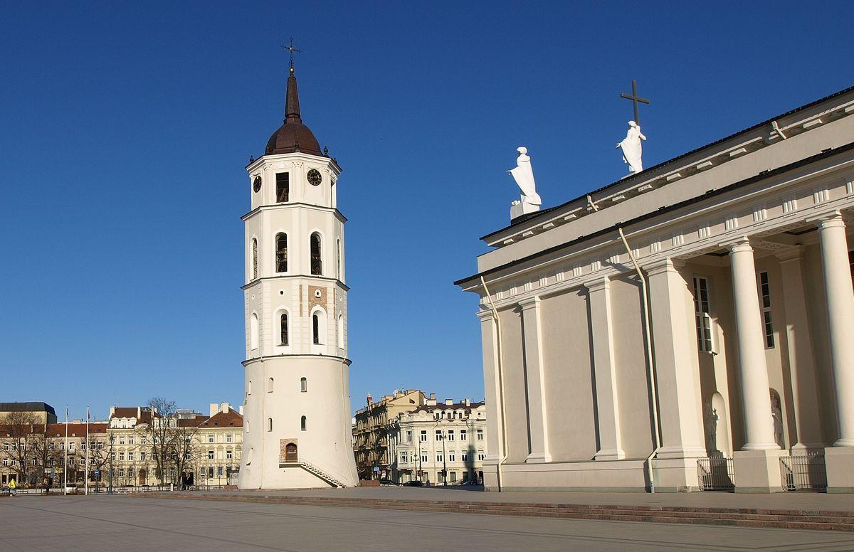 Vilniaus katedros aikštė