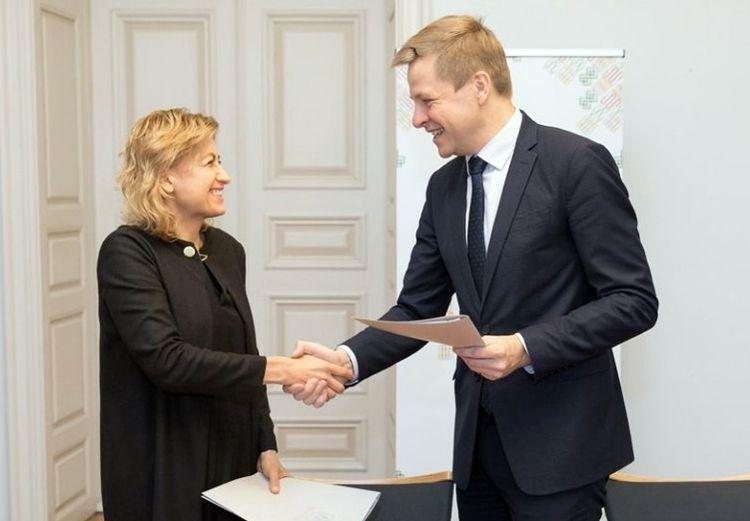 L.Ruokytė-Jonsson, R.Šimašius