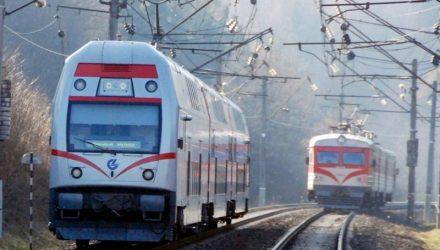 Elektriniai traukiniai