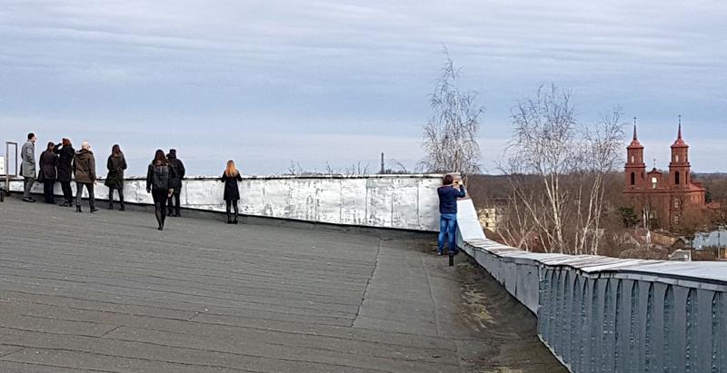 Panevėžio miestas ketina S.Eidrigevičiaus Menų centro konkurso dalyvius nuodugniai supažindinti ir su konkurso sąlygomis, ir su objekto vieta. Foto: © pilotas.lt.