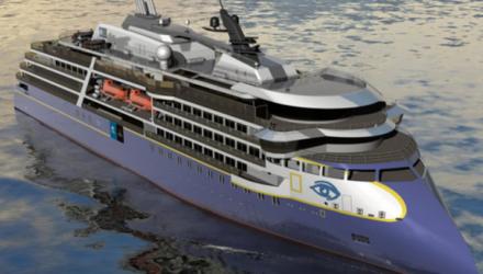 ekspedicinis-kruizinis laivas