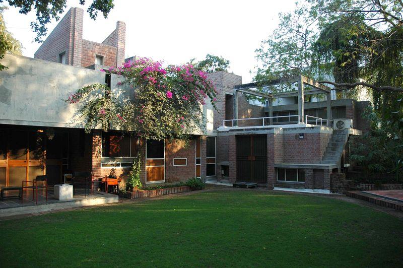 Kamala namas, arch. B.Doshi