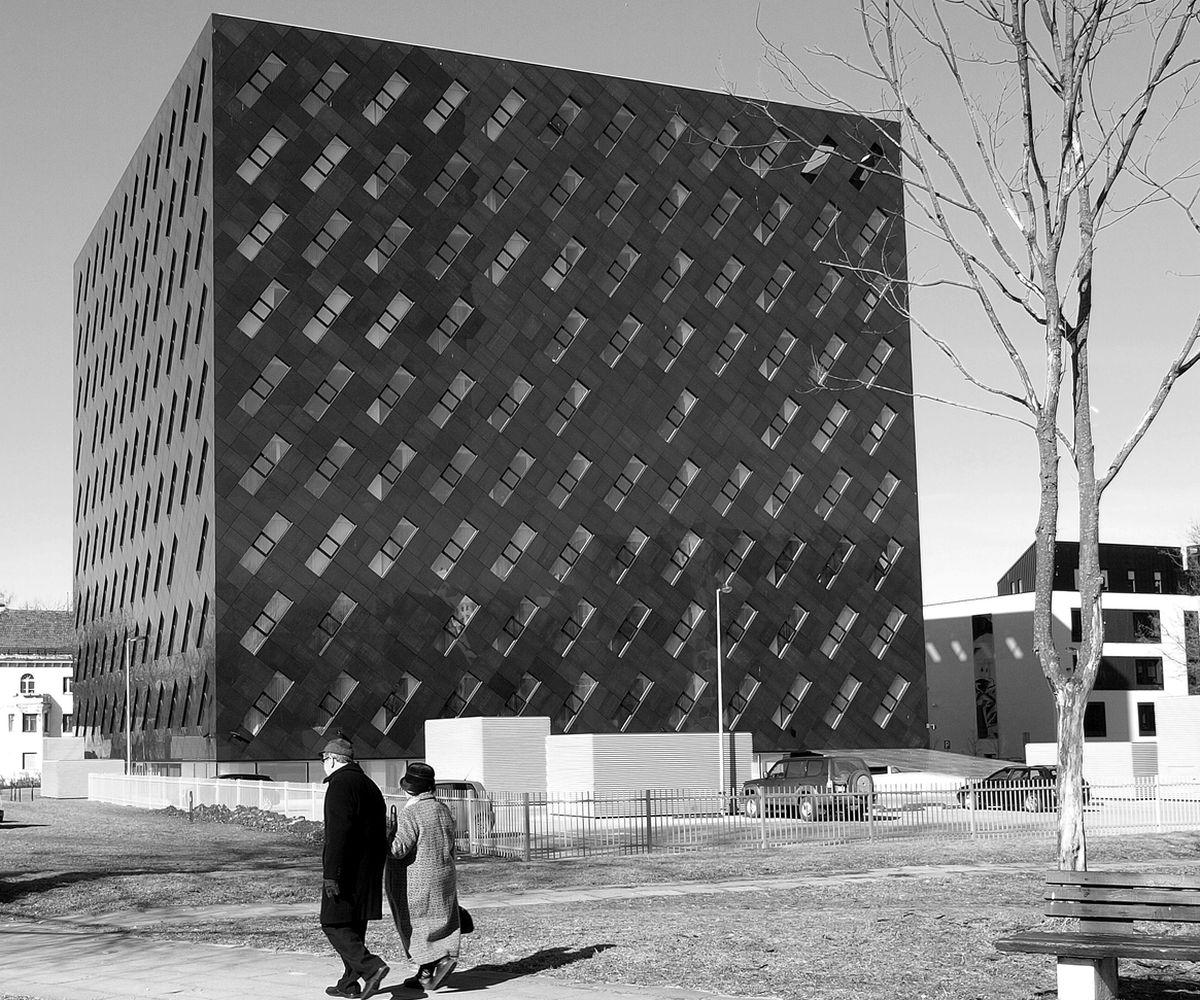 Prokuratūrų administracinis pastatas