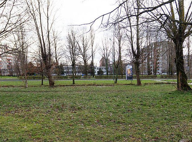 Planuojamo Klaipėdos bendruomenės centro-bibliotekos sklypas