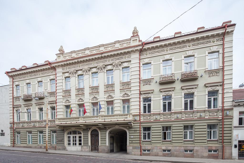 LR Kultūros ministerija, arch. K.Korojedovas, 1901 m.( rekonstrukcija A.Kunigėlis, 1971 m.). Foto: N.Tukaj