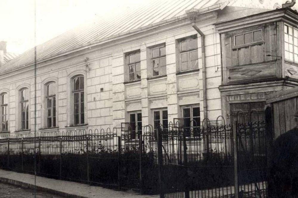 Kėdainių sinagoga. PILOTAS.LT archyvas
