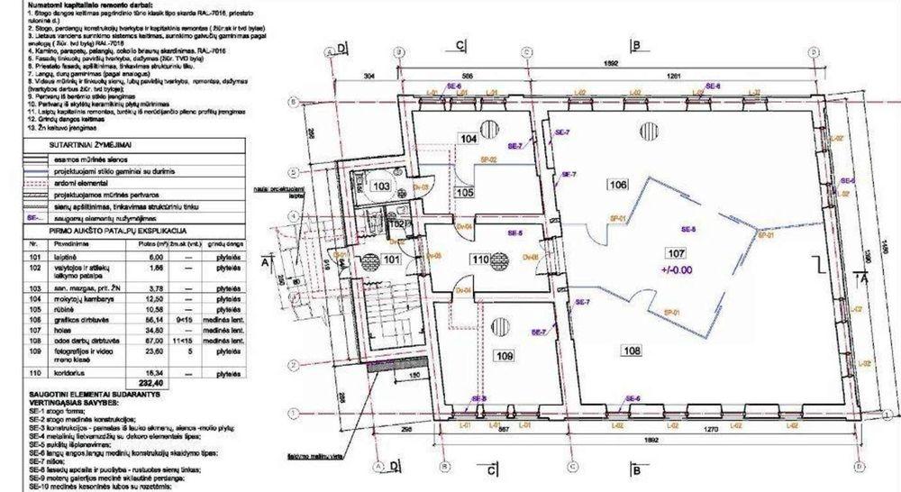 Kėdainių sinagogos restauracija ir pritaikymas kultūros reikmėms, 2015 m. (PV R.Tumpienė, PDV R.Vieštautas, arch. V.Jakštaitė)