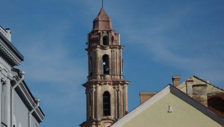 Švč. Mergelės Marijos Ramintojos bažnyčia