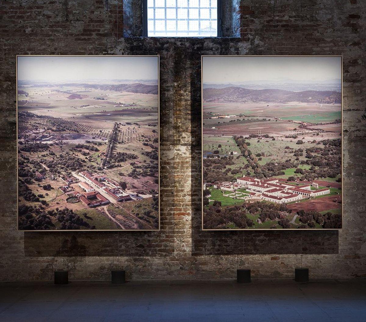 """""""Vol de Jour"""" (arch. Eduardo Souto de Moura). 16-osios Venecijos architektūros bienalės Auksinio liūto apdovanojimas"""