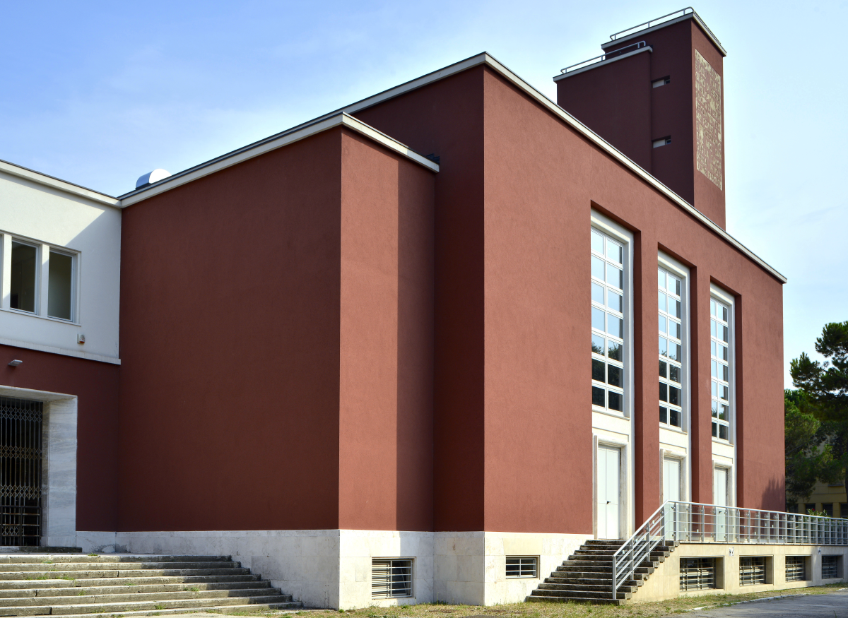 Pokario architektūra