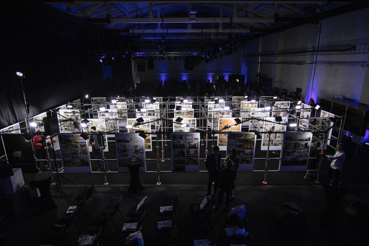 KNAUF tarptautiniame konkurse dalyvavo 66 projektai iš 5 valstybių