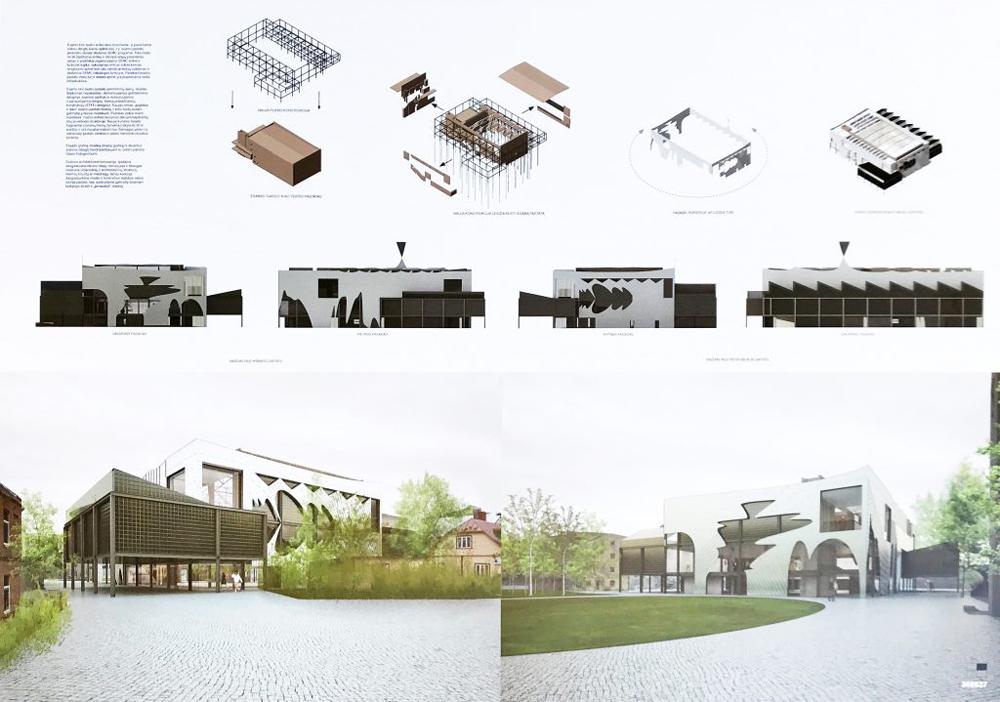 """Projektas 368837. Architektai (neoficiali informacija): IĮ """"Implant architecture"""""""