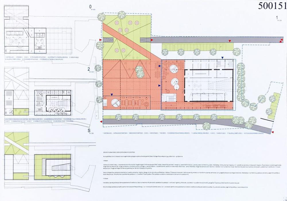 """Projektas 500151. Architektai (neoficiali informacija): UAB """"G.Janulytės-Bernotienės studija"""""""