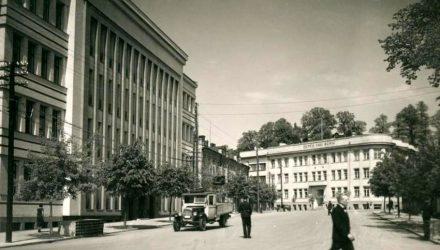 Tarpukario Kaunas