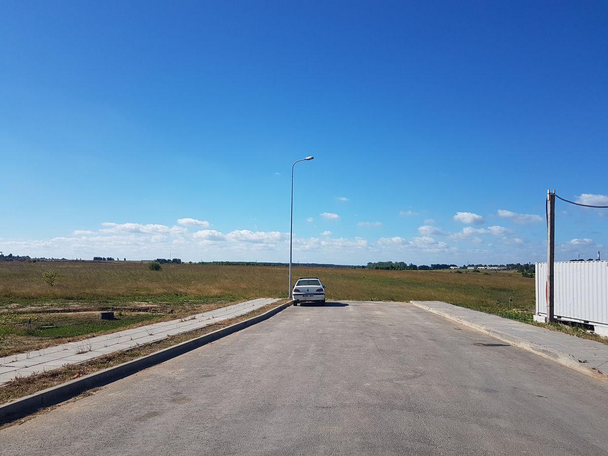 """Kompanijos """"Continental"""" gamykla iškils naujausioje Kauno LEZ teritorijoje – """"Oro parke"""", greta Kauno (Karmėlavos) oro uosto. Foto: ©pilotas.lt"""