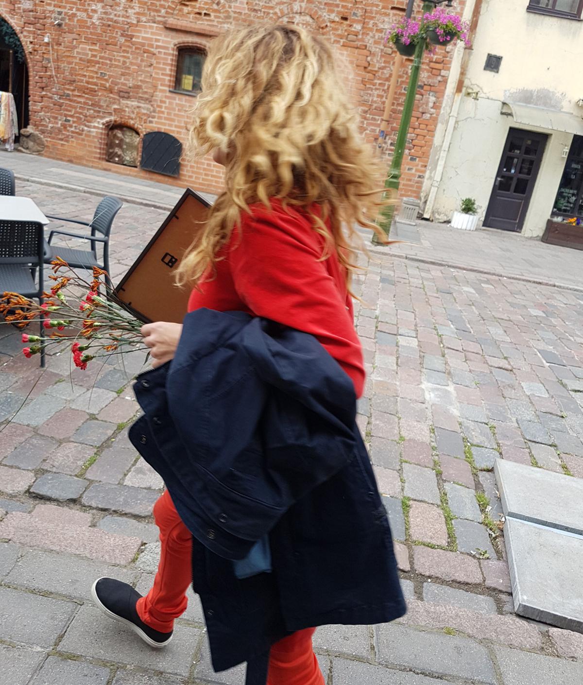 Architektė Gustė Kančaitė mokėsi VDA Kauno fakultete bei Amsterdamo architektūros akademijoje ir Gerrit Rietveld akademijoj. Foto: A.Karalius