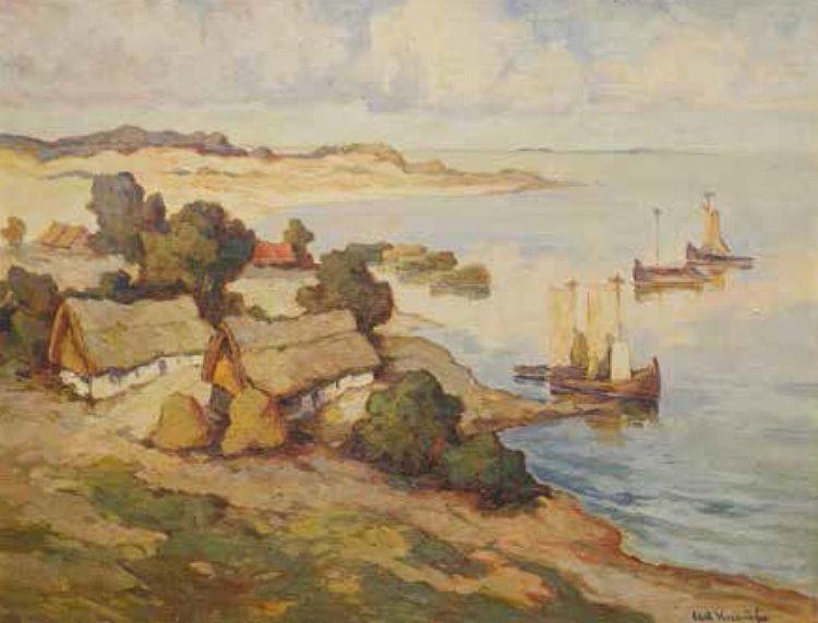 Carl Knauf (1893–1944) Kurėnai K uršių mariose