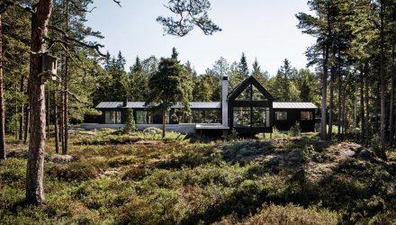 Vasarnamis Švedijoje