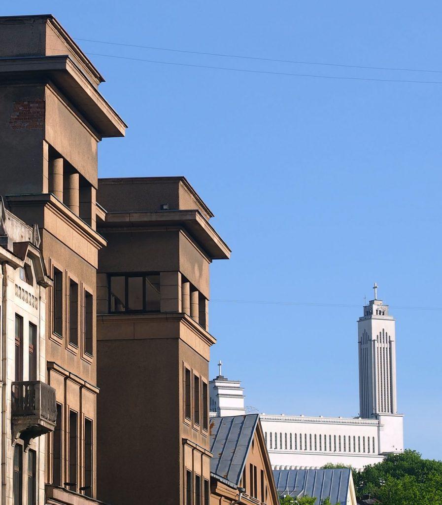 Sprendimas dėl Kauno modernizmo architektūros įtraukimo į UNESCO Pasaulio paveldo sąrašą bus priimtas kitų metų asamblėjoje. Foto: ©PILOTAS.LT