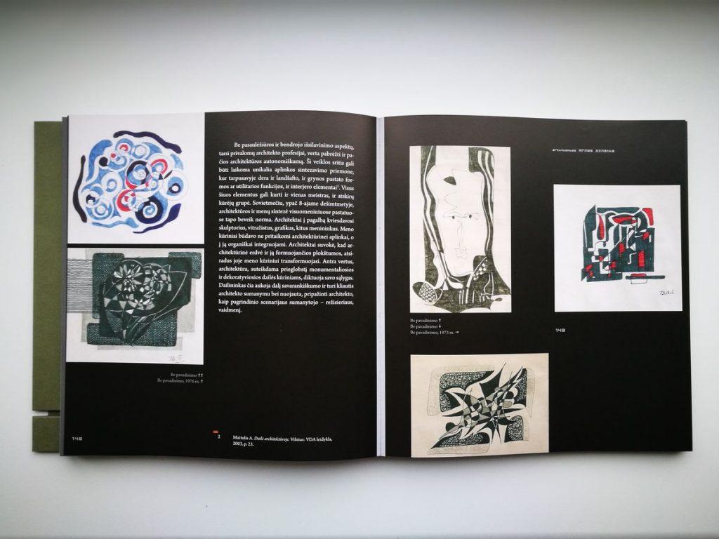 """Tomo S. Butkaus knyga """"Architektas Arnas Dineika"""""""