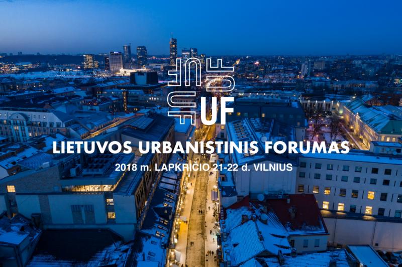 XII Urbanistinis forumas