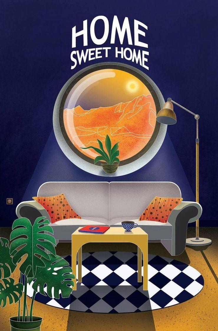 """Home Sweet Home"", diz. G.Monginaitė"