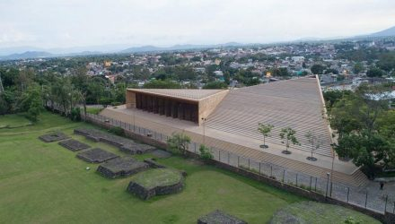 Teopanzolco kultūros centras