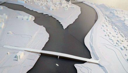 Santakos tiltas Kaune (arch. V.Biekša, A.Galaunytė, M.Kildaitė, E.Matulaitytė, J.Malinauskas, M.Kanevičius). Foto: ©PILOTAS.LT