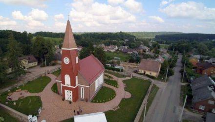 Balbėriškio bažnyčia
