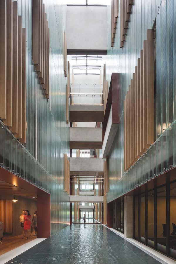 Australijos ambasada Bankoke (arch. BVH)