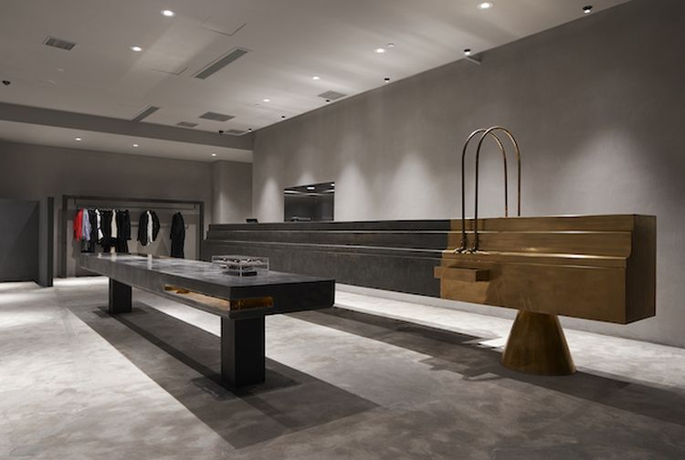 "BLANK Šanchajuje (arch. ""Hangzhou AN Interior Design Co""). Foto: Yujie Liu"