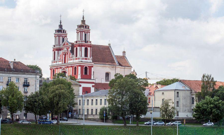 Šv. Jokūbo kompleksas