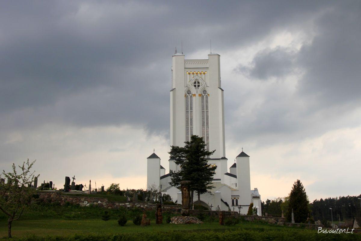 Šiluvos Švč. Mergelės Marijos Apsireiškimo koplyčia, arch. A.Vivulskis, 1924 m.